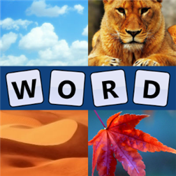 4 pics 1 word answers Windows Phone