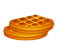 Word Bakery Buttermilk Waffle answers