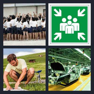 4 Pics 1 Word level 4 answers
