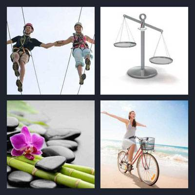 4 Pics 1 Word level 11 answers
