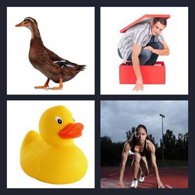 4 Pics 1 Word level 13 answers