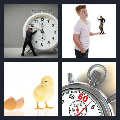4 Pics 1 Word answers 6 letters level 65