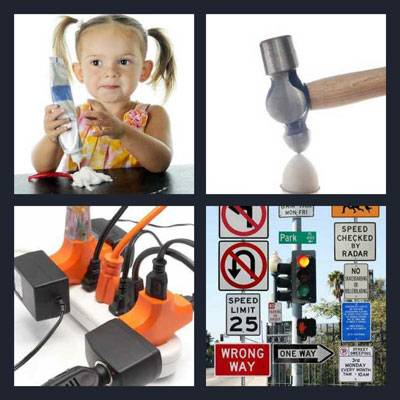 4 Pics 1 Word level 12 answers