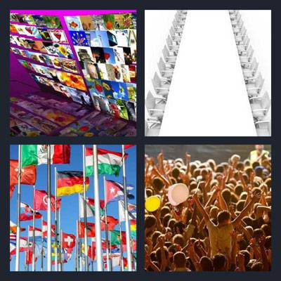 4 Pics 1 Word level 15 answers