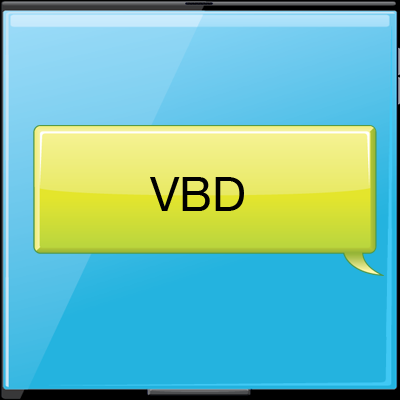 What does VBD mean